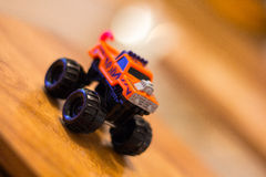 Toy monster truck Royalty Free Stock Photography