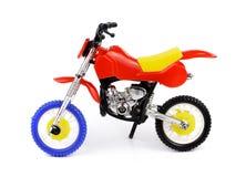 Free Toy Motorbike On White Background Royalty Free Stock Image - 113085766