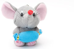 Toy mouse Stock Image
