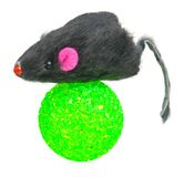 Toy mouse Royalty Free Stock Photos