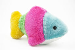 A Toy Multicoloured Fish Stock Photos
