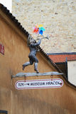 Toy Museum Royaltyfri Foto