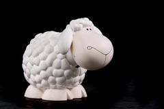 Toy Nodding Sheep Stock Photos
