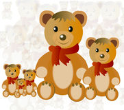 Toy nursery teddy bear Royalty Free Stock Photography