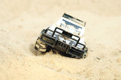 Toy off road vehicle Stock Photos