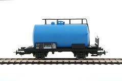 Toy oilcar Stock Photo