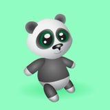 Toy panda Royalty Free Stock Photo