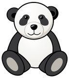 Toy panda Royalty Free Stock Photography