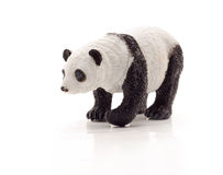 Toy panda bear isolated Royalty Free Stock Image