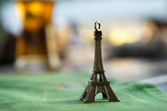 Toy Paris Royalty Free Stock Photography