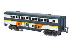 Toy passenger wagon Royalty Free Stock Photos