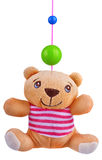 Toy pendant rattle Stock Images