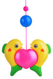 Toy pendant rattle Royalty Free Stock Photos