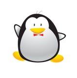 Toy Penguin Animal Arkivfoton