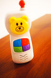 Toy phone Stock Image