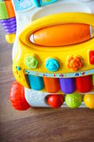 Toy piano Stock Photography