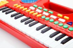 Toy piano Royalty Free Stock Photos