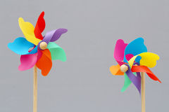 Toy pinwheel Royalty Free Stock Image