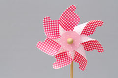 Toy pinwheel Stock Images