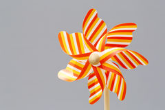 Toy pinwheel Royalty Free Stock Photo