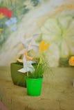 Toy pinwheel Stock Photos