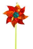 Toy pinwheel windmill. Stock Image
