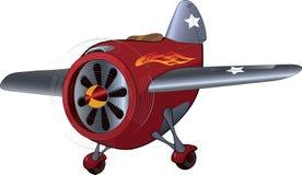 The toy plane Stock Photo