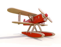 Toy plane Royalty Free Stock Photo