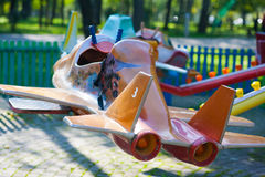 Toy planes Royalty Free Stock Photos