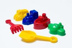 Toy plastic street Stock Photos
