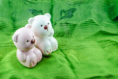 Toy Plush Teddy Bear Royalty Free Stock Images