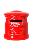 Toy post box Royalty Free Stock Photography