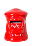 Toy post box Stock Images