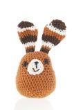 Toy Rabbit royaltyfri bild