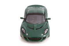 Toy racing car Stock Image