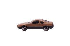 Toy racing car. Royalty Free Stock Photos