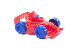 Toy racing car Royalty Free Stock Image
