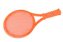 Toy racket Stock Photo