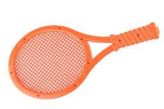 Toy racket stock photo
