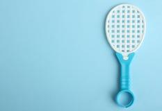Toy racket Royalty Free Stock Image