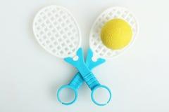 Toy racket Royalty Free Stock Photo