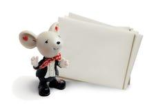 Toy rat Royalty Free Stock Photos