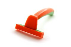 Toy razor Royalty Free Stock Image