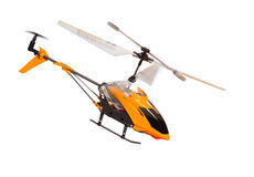 Toy Remote Controlled Helicoper Royalty Free Stock Photography