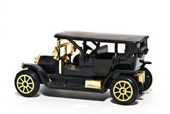 Toy Replica / Old Car Royalty Free Stock Photos