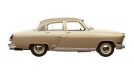 Toy Retro Car Royalty Free Stock Image