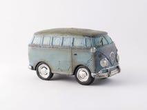 Toy Retro Van. Stock Image