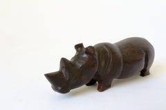 Toy Rhino Royaltyfri Bild
