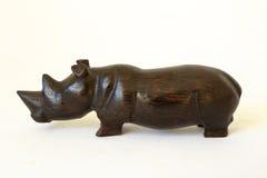 Toy Rhino Royaltyfria Foton