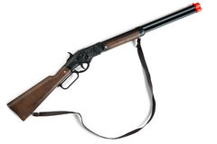 Toy rifle Stock Photo